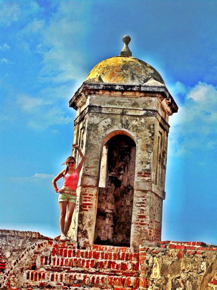 Castillo San Felipe, Cartagena - Colombia