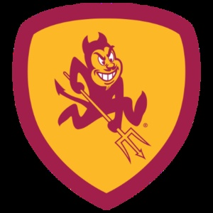 You are a Sun Devil super fan! People may start to confuse you for Sparky with all that spirit.