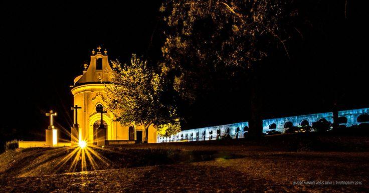 Elvas By Night