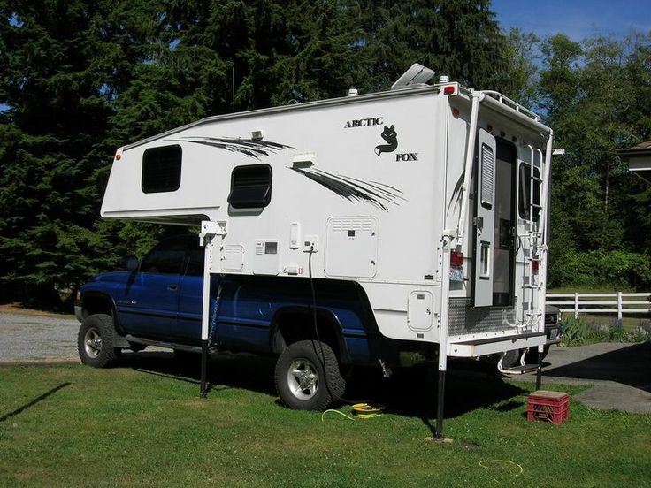 Small Camper With Slide Out >> truck campers | Slide in truck campers | Slide in truck campers, Truck camper, Slide in camper