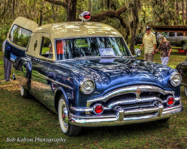 1954 Packard Ambulance                                                                                                                                                     More