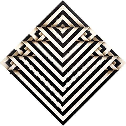 Omar Rayo 1 | ! LINES ! | Pinterest | Cuadrados