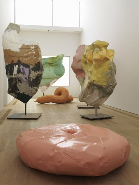 Franz West, Das Fragile an seiner Kloake on ArtStack #franz-west #art