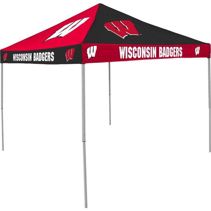 Wisconsin Badgers Checkerboard Tent, Team