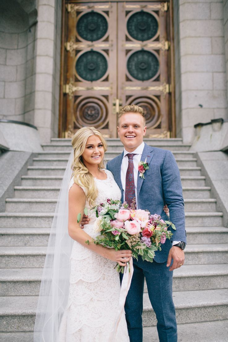 Dancing with Stars Pro Lindsay Arnold's Utah Wedding