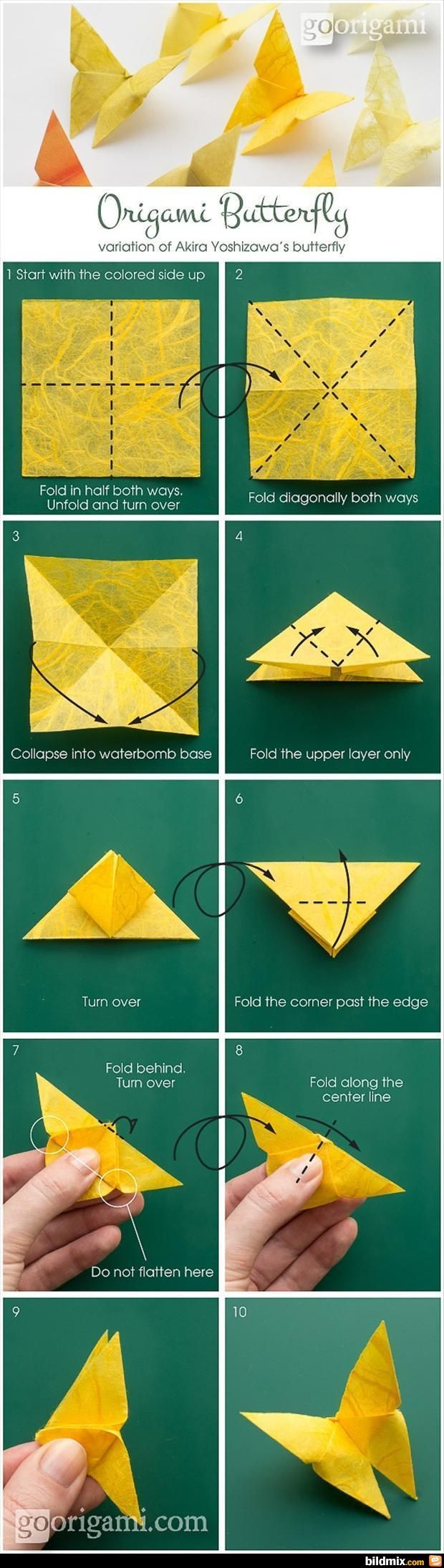 Origami: Butterfly