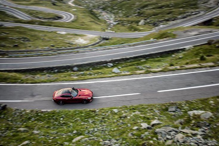 Mercedes-AMG GT S REVIEW – 600 km, full throttle on the Transfagarasan  mercedesblog.com #mercedesblog #mercedesblog.com #amggts