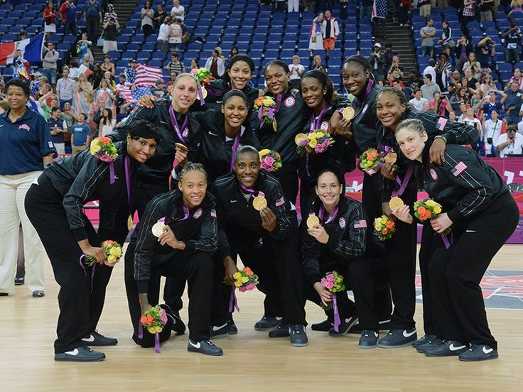 NBC Olympics Retweeted  USA Basketball @usabasketball  Aug 11 On this day in @TeamUSA history: the 2012 #USA women won 🏀🏅 in London! #Rio2016 #USABWNT @FIBA @NBCOlympics  Seimone Augustus, Sue Bird, Diana Taurasi and 6 others