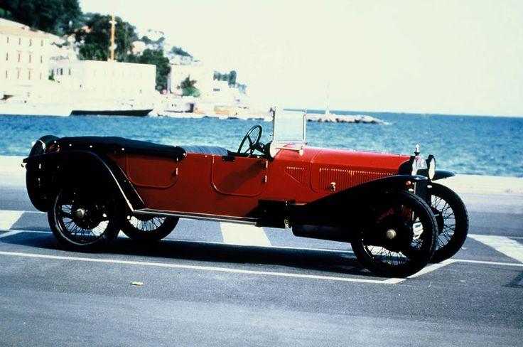 1925 Lancia Lambda Torpedo