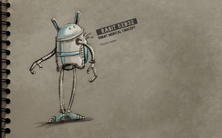 Medical Robot Concept