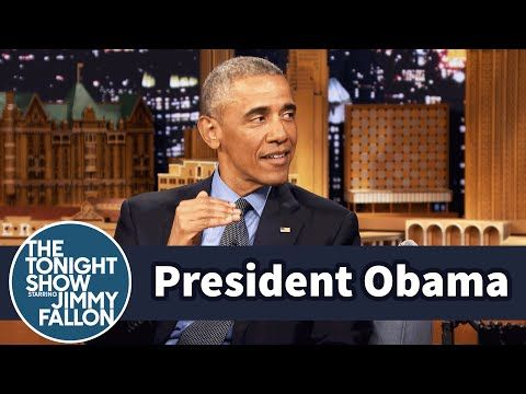 President Obama Talks Staying in DC after His Term Ends - YouTube
