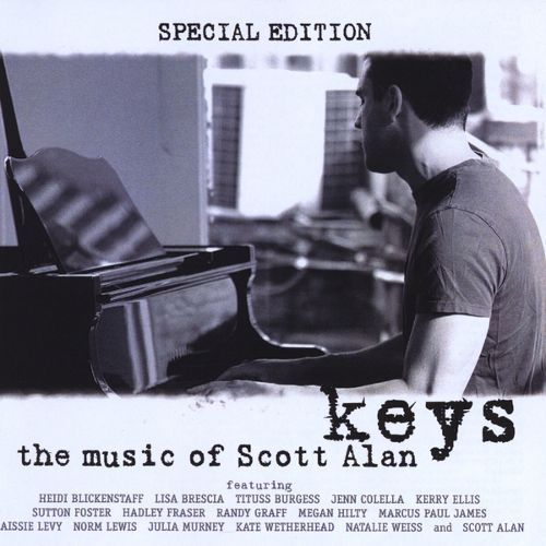 Keys: The Music of Scott Alan [Special Edition] [CD]