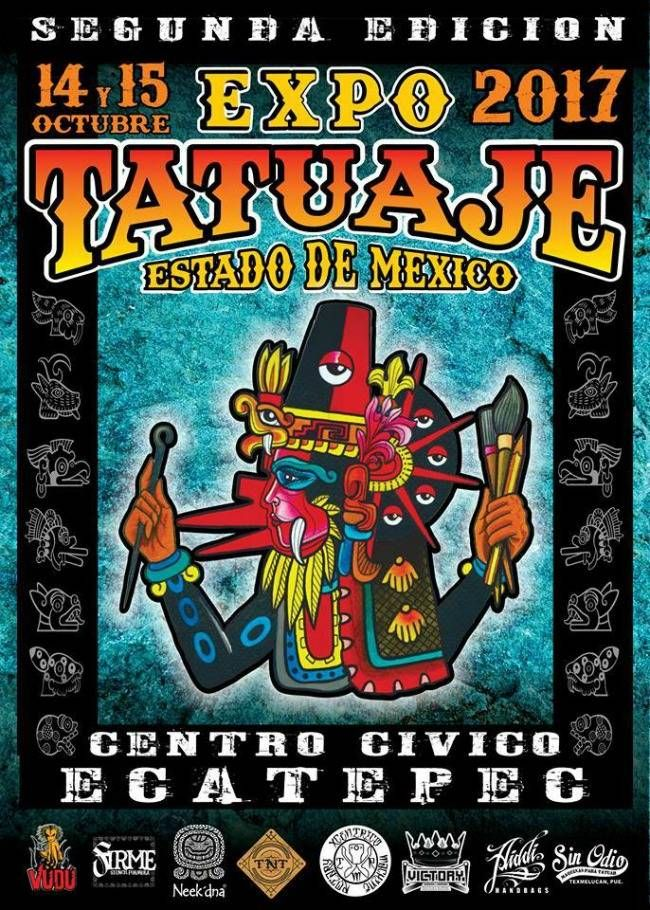 2º Expo Tatuaje Estado de México | Tattoo Filter