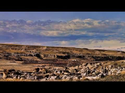 ▶ Writing-on-Stone Provincial Park Alberta - YouTube