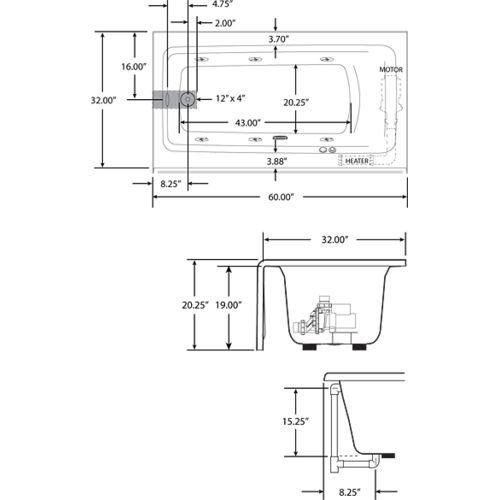 Jacuzzi Esp6060 Wcl 1hx Whirlpool Bathtub: Best 25+ Steam Showers Bathroom Ideas On Pinterest