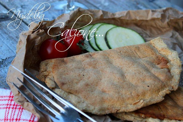 Mat for sjelen...: Lavkarbo Calzone. 4-6 stk á 100-160 kcal. (for bunnen)