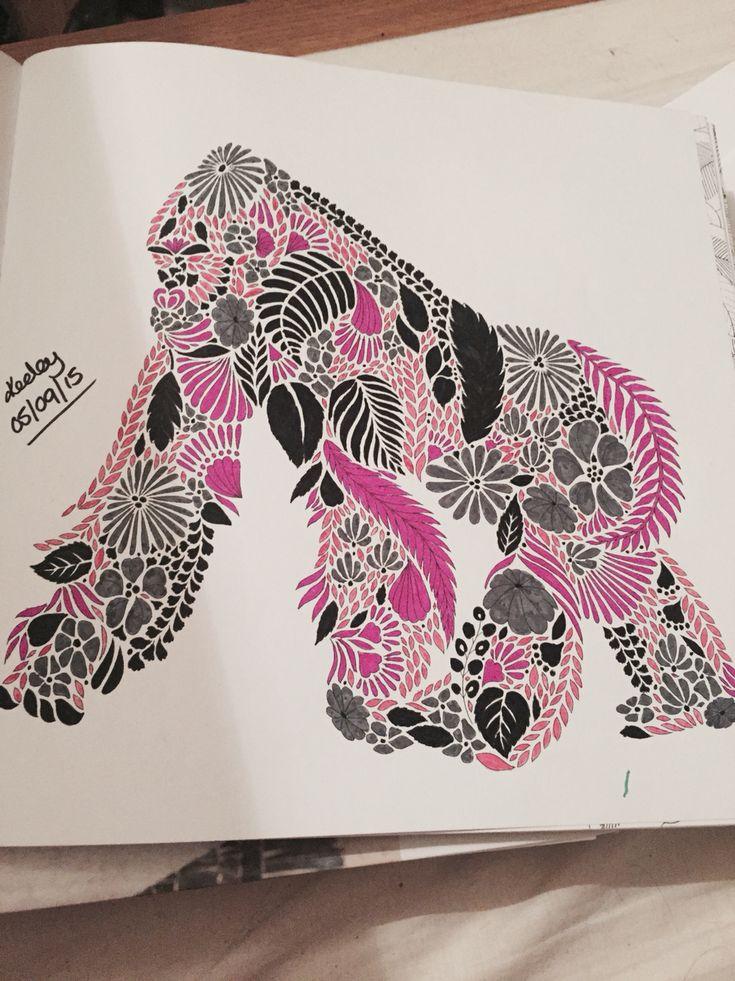 42 Best Millie Marotta Colouring Images On Pinterest