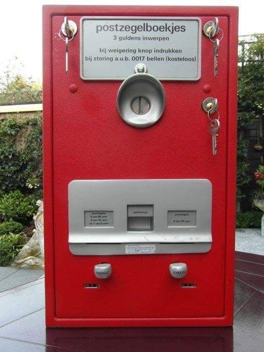 postzegelboekjes automaat