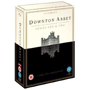 Downton Abbey - Series 1 & 2 Box Set [DVD]: Amazon.co.uk: Film & TV