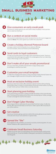 12 Days of Small Business Holiday Marketing Tips                                                                                                                                                                                 More