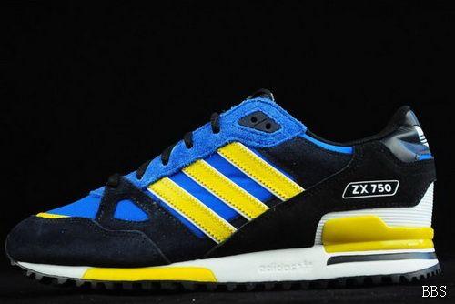 newest collection 53f1d afd1b scarpe adidas zx750 prezzo basso