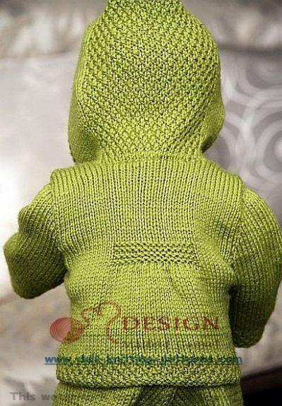 Free Knitting Baby Jacket Patterns
