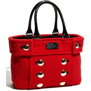 i'm in love!:  Postbag, Mailbag, Handbags, Red Pur, New York, Red Bags, Kate Spade, Foxes Chapel, All