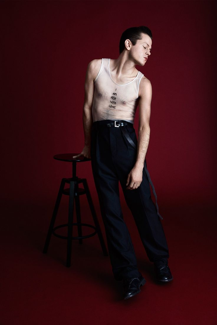 How Perfume Genius Found the Transgression—and His Most Daring Music Yet—in Self-Care