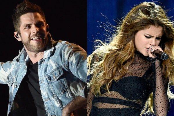 Thomas Rhett's New Album to Feature Selena Gomez