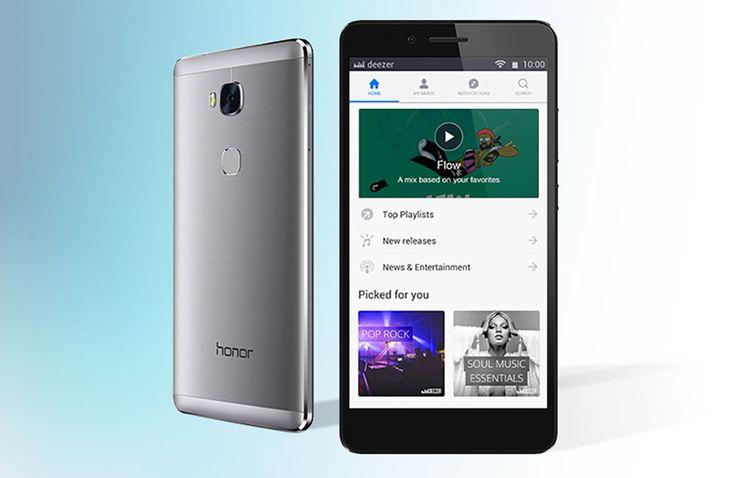 Honor va intégrer Deezer dans ses smartphones, un triplé gagnant - http://www.frandroid.com/android/applications/musique/339982_honor-va-integrer-deezer-dans-ses-smartphones  #Honor, #Musique