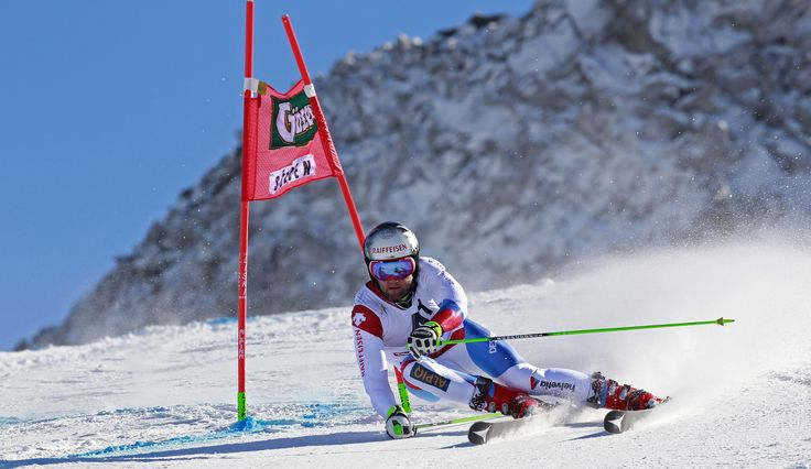 Manuel Pleisch - Alpine Race #weareskiing