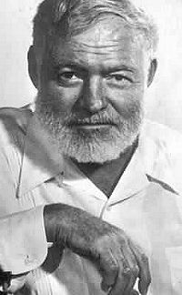 """""""I always worked until I had something done and I always stopped when I knew what was going to happen next. That way I could be sure of going on the next day."""" ― Ernest Hemingway, A Moveable Feast"""