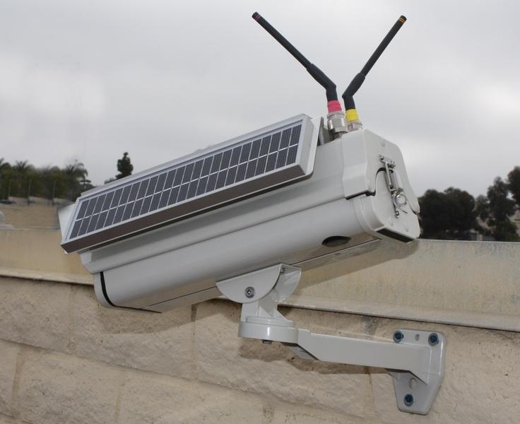 Wireless Solar Cctv Camera Cctv Cameras Pinterest