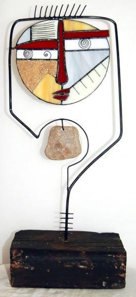 Escultura de vidrio - artesanum com