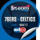 Philadelphia 76ers vs. Boston