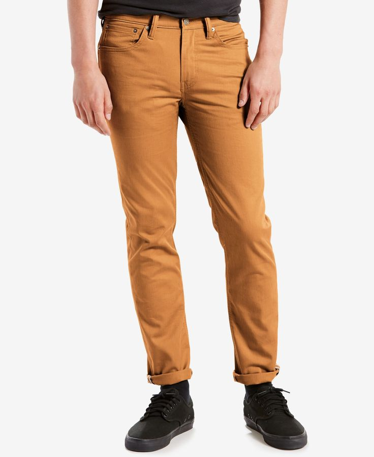 Levis mens 511 slim fit commuter jeans reviews
