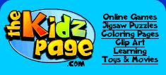 Free Kids Games from theKidzpage.com -- Online