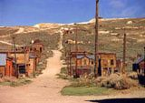 Bodie Ghost Town, California: Visitor Guide: Bodie, California Street