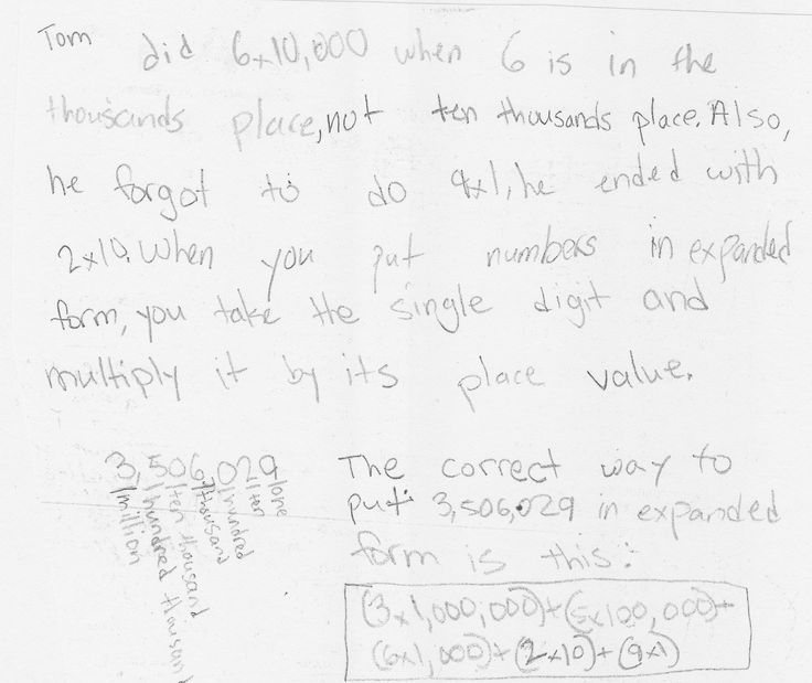 Math Journals For 5th Grade Students
