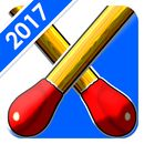 Download Matches Puzzle Games V0.98:   I enjoyed playing. On one hand it extends the mind and on another insults my inelegants. You gumust extend your minds to broader fields      Here we provide Matches Puzzle Games V 0.98 for Android 2.3.2++ Matches puzzle – a classic board game with 1000+ puzzles: shapes, numbers, roman and...  #Apps #androidgame #1000Matches.Com  #Board http://apkbot.com/apps/matches-puzzle-games-v0-98.html