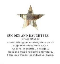 Sudden and Daughters | Warehouse Home | Industrial | Vintage | Bespoke | Reclaimed | Industrial Individual Living #ClippedOnIssuu from Warehouse home Issue Two