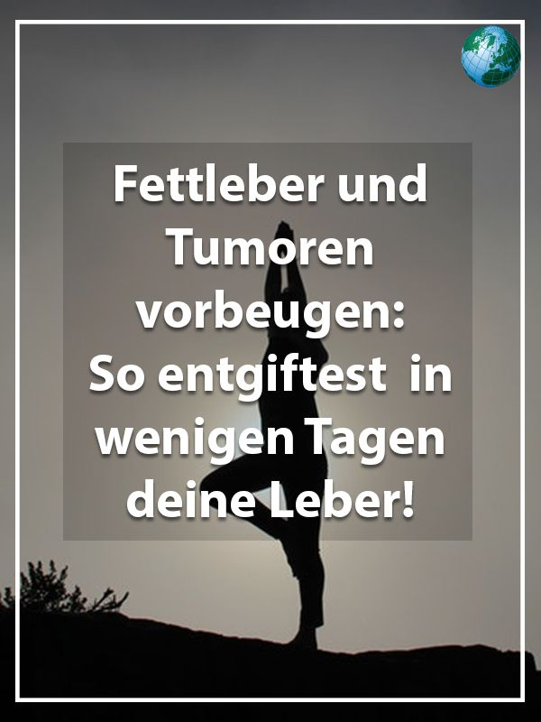 #fettleber #tumor #entgiften #entgiftung #leber #g