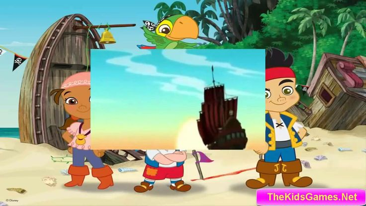 Jake and the NeverLand Pirates full episodes Birds Of A Feather full mov...