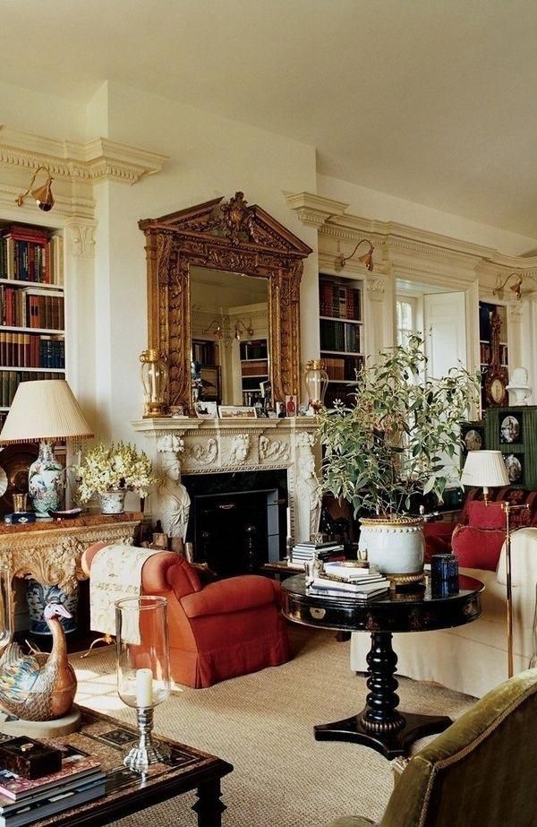 The finest things in life may be found here. #EnglishDecoration ...