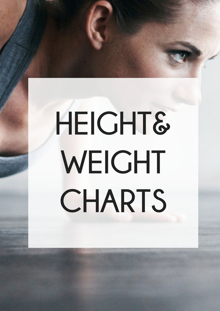 92 best Height to Weight Charts Templates \ Forms images on Pinterest - charts templates