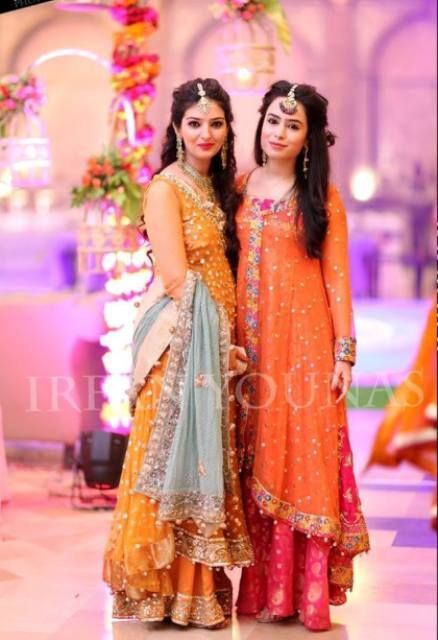 mehndi dress 2015 - Google Search