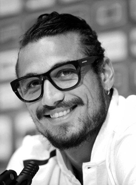 Pablo Osvaldo Photo - Italy Training Session & Press Conference