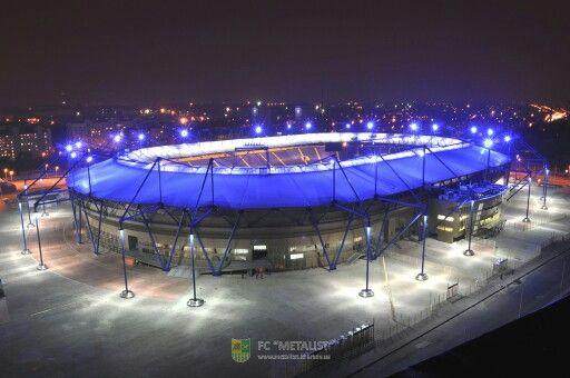 Medalist - Stadion Charkow