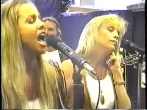 Since You've Been Gone - Cherie and Marie Currie - Live Video