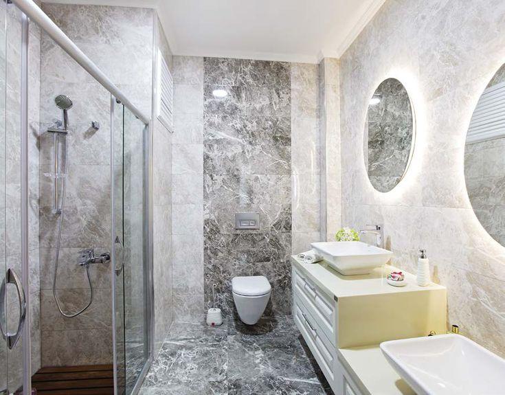 #banyo dekorasyonu #banyo tasarımı #şık #özel tasarım banyo tezgahı #banyo dolabı #ferah #rahat #beyaz banyo #duşakabin #duş banyo deck #ahşap duş teknesi zemini #iroko deck #Tik (teak) ahşap duş teknesi zemini #akrilik banyo tezgahı #abdest lavabolu banyo tezgahı #ikili banyo tezgahı #iki lavabolu banyo tezgahı #mermer görünümlü seramik #fiori de pesca #Vadişehir Örnek Daire